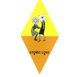 Atomic Love (girl & girl)